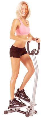 Дополнительный эффект от тренажёров для мышц ног